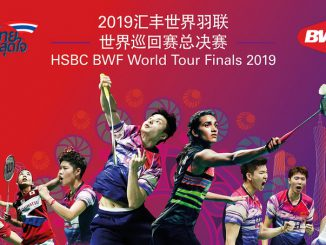 WORLD TOUR FINALS 2019